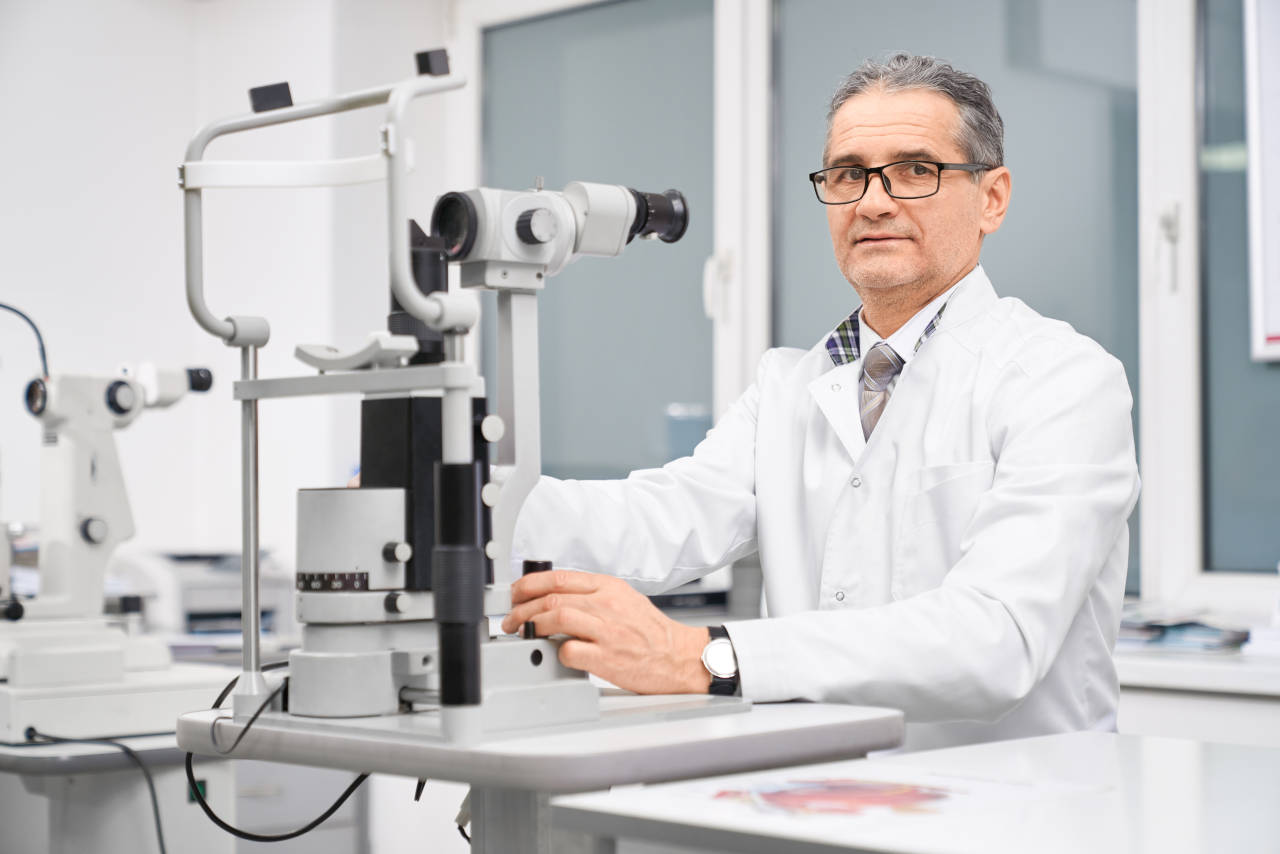 Oftalmološki pregled za celulitis