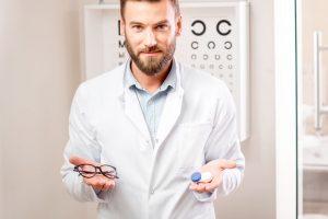 kontaktne leće važno