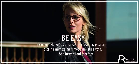 Rodenstock BE EASY Mono Plus 2