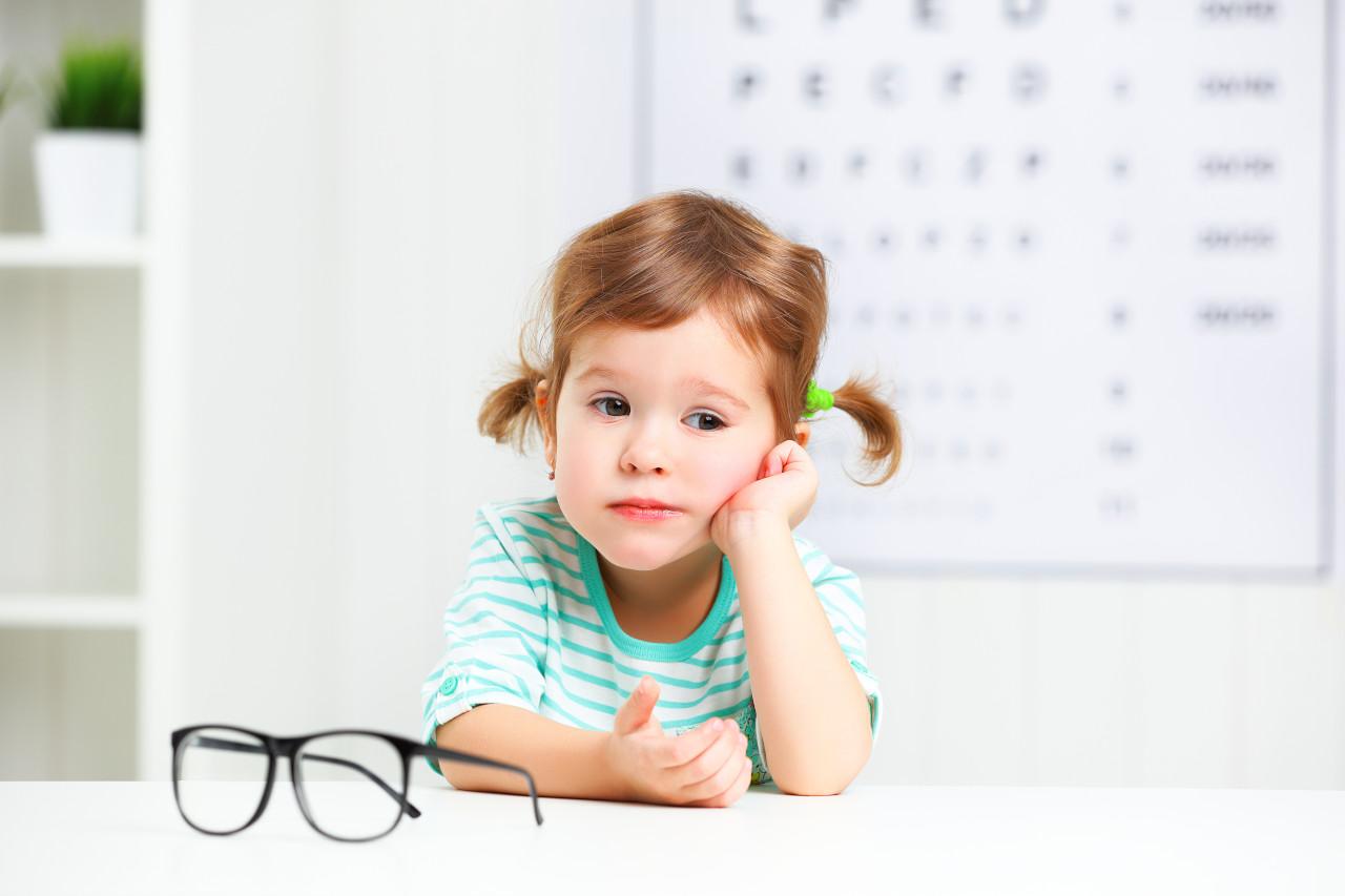 ambliopija, slabovidnost kod djece lijecenje simptomi
