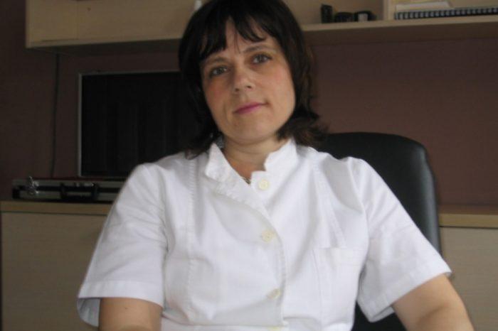 Mr.sc. Tatjana Voskresensky Horvat, dr.med. spec oftalmolog