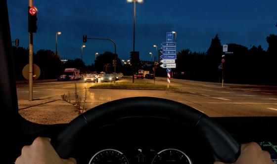naocale za voznju