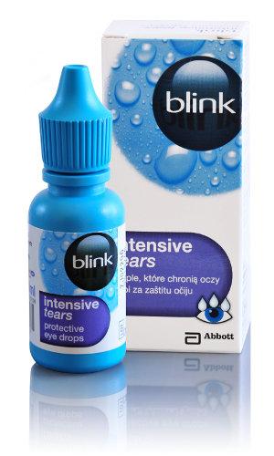 Blink Intensive kapi za oči