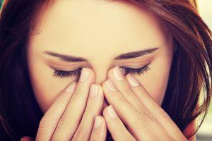 bolne oči