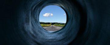 Što uzrokuje gubitak perifernog vida ili tunelski vid?