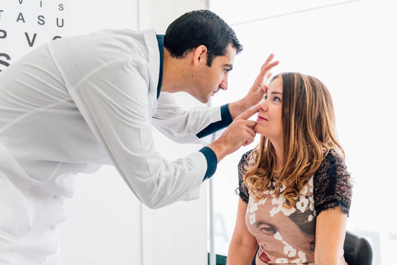 ozljeda očne vjeđe, ozljeda kapka