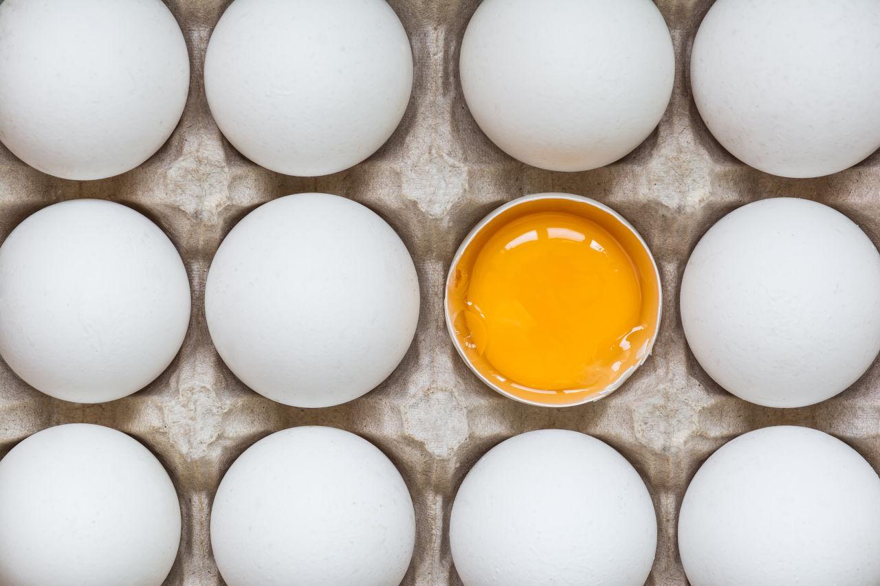 jaja namirnica za zdravlje očiju