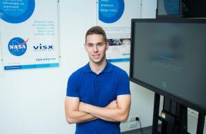 Marko Pjaca, Optical Express, Vision Training centar