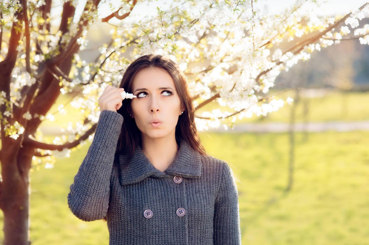 očne alergije kako smanjiti svrbež i suzenje očiju
