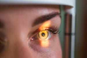 očni tlak, ocna hipertenzija