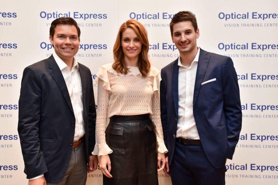 Optical Express vision traning center