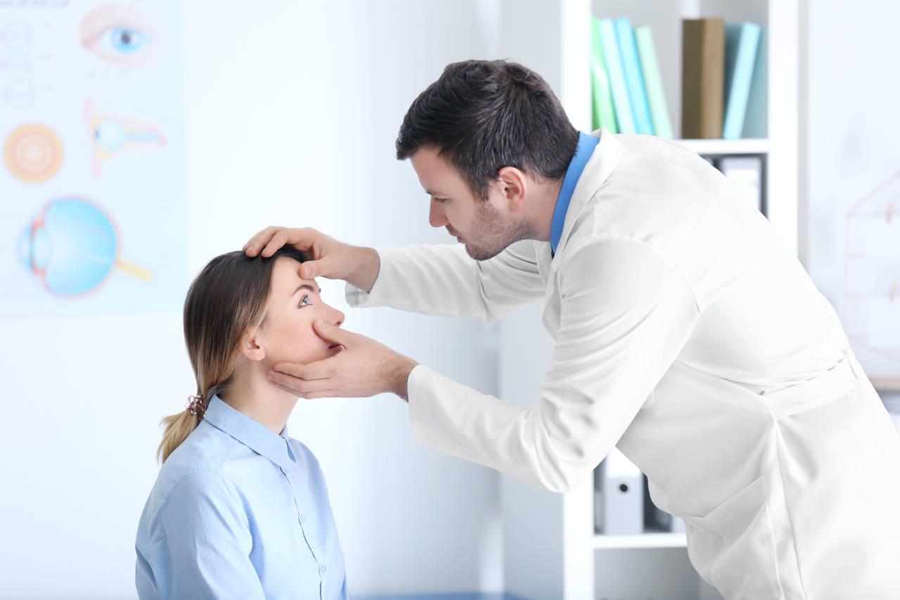 keratitis, keratitis oka, keratitis liječenje