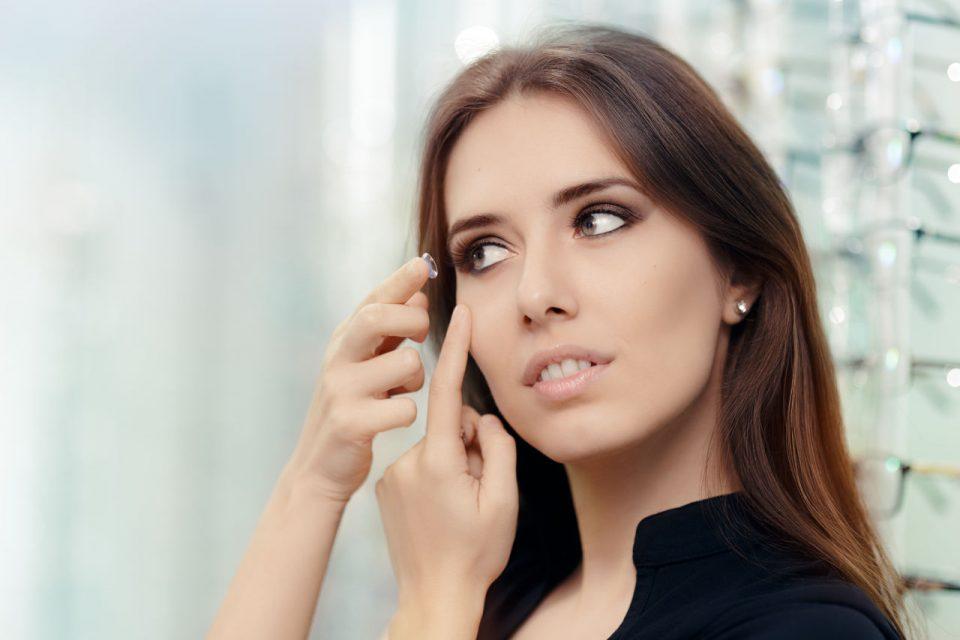 umjetne suze za kontaktne lece, kapi za kontaktne lece
