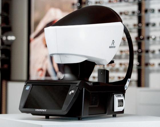 Rodenstock DNEye Scanner 2, aparat za mjerenje dioptrije