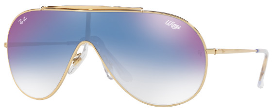 Ray-Ban 2018, model RB3597