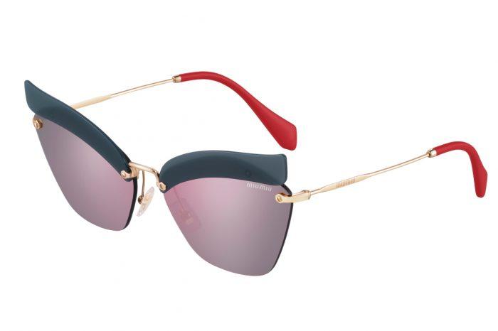 Miu Miu – kolekcija naočale za proljeće i ljeto 2018.