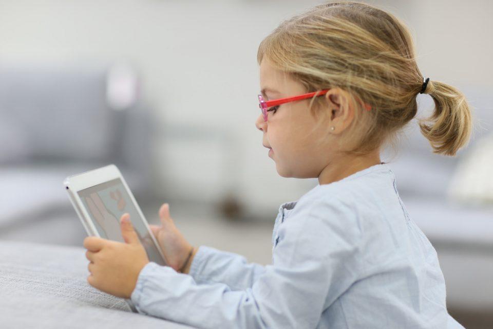 djeca pametni telefoni vid