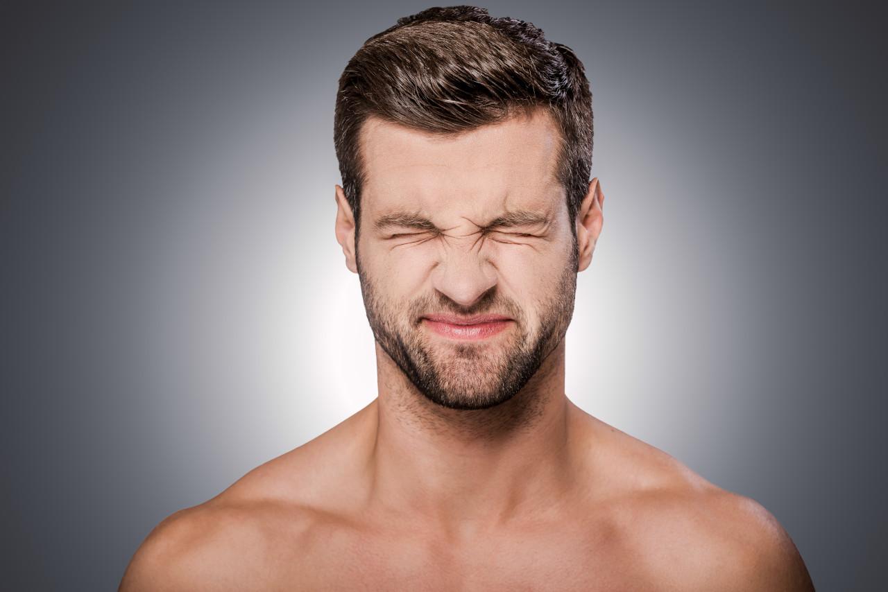 iritacija očiju, nedraženost očiju