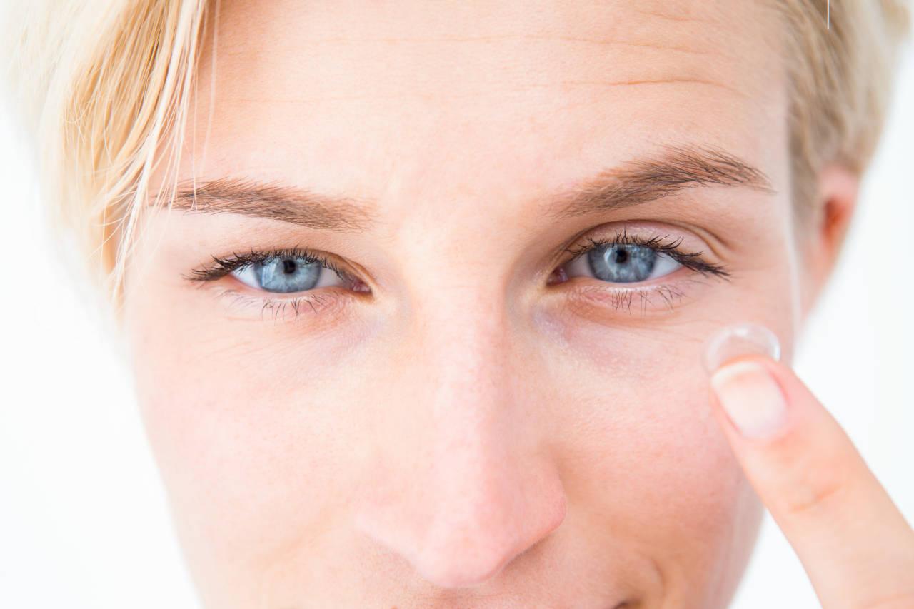 kontaktne leće otopina