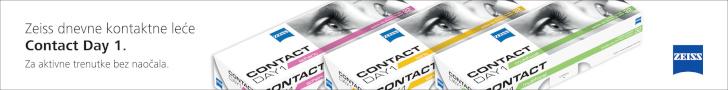 Zeiss kontaktne leće