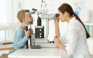 pregled vida kod djece