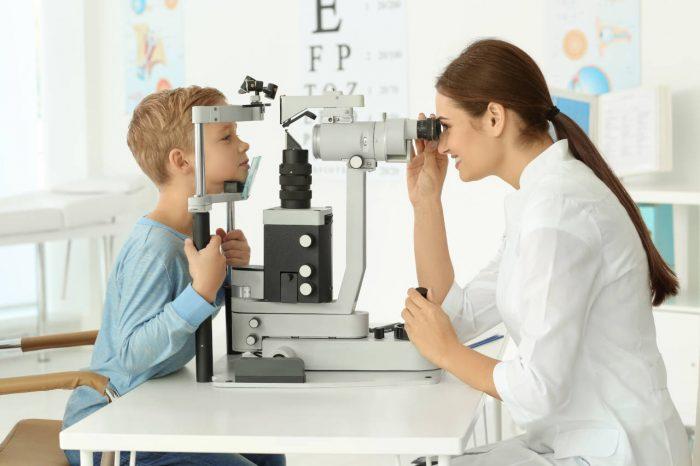 Koliko često djeca trebaju pregled vida - od rođenja do punoljetnosti?