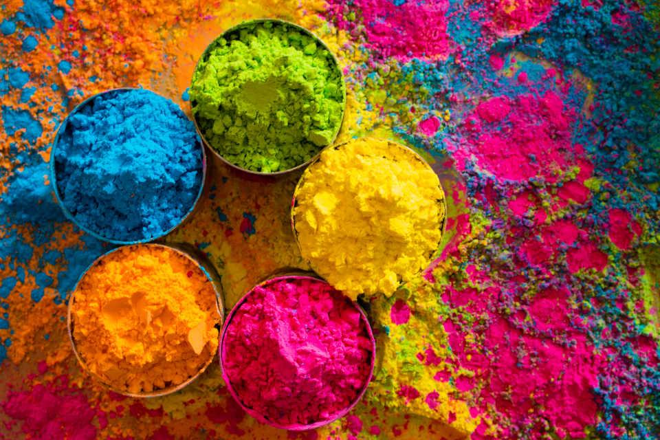 Razne boje