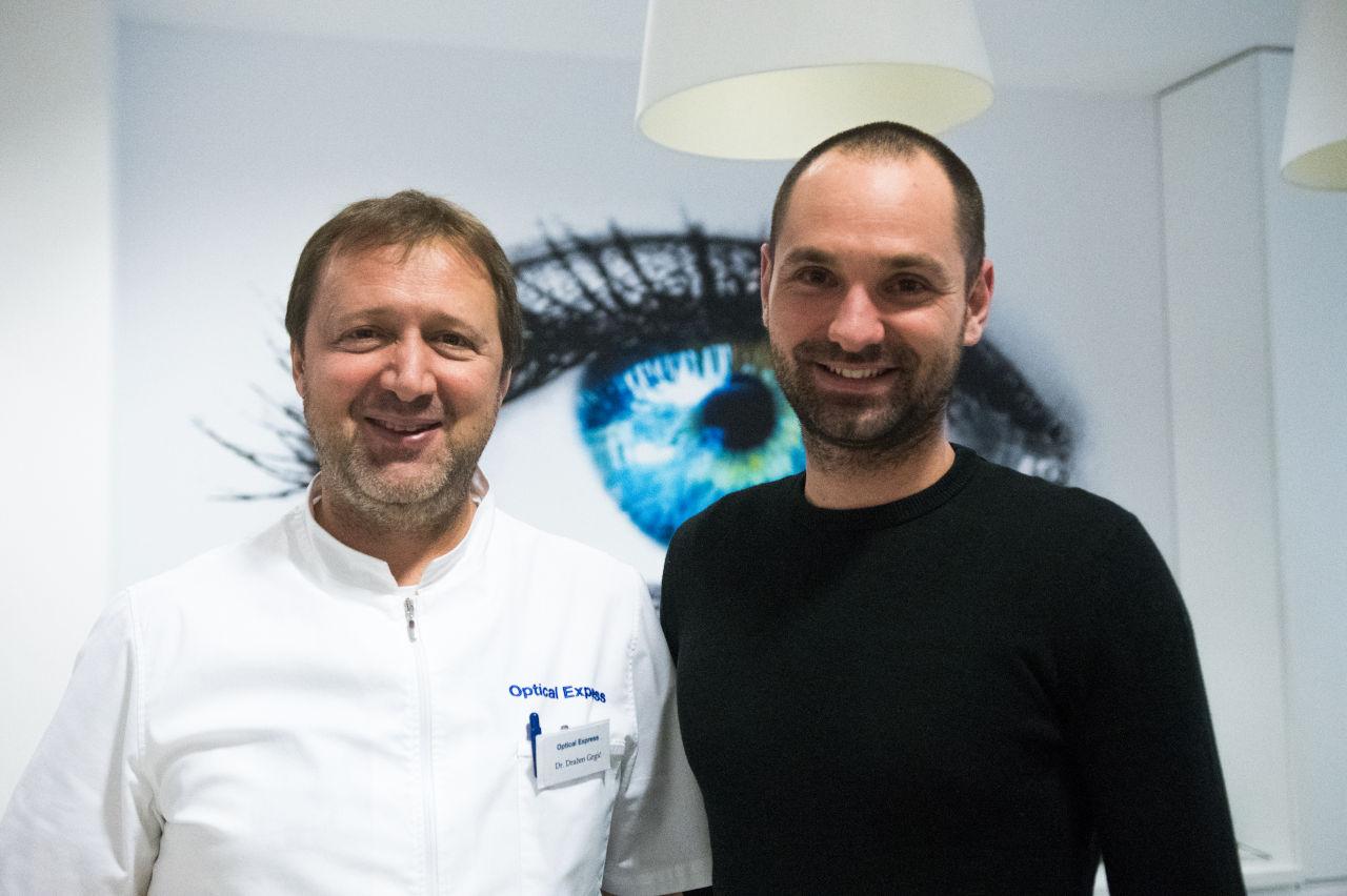 dr. Drazen Grgic Optical Express