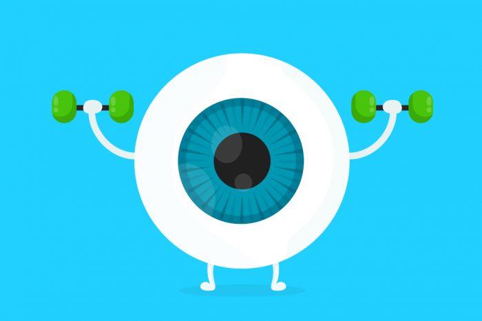 Vježbe za oči, kada i u kojim slučajevima pomažu?
