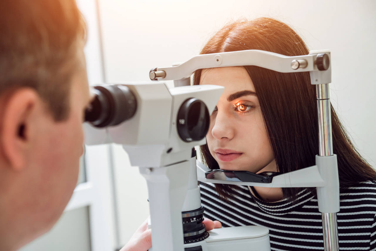 Artritis očni pregled