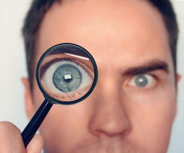 Dominanto oko test – saznajte koje je vaše vodeće oko!