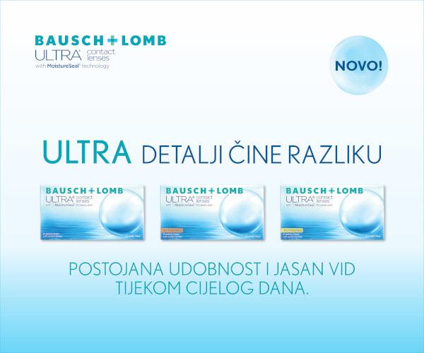 Kontaktne leće ultra
