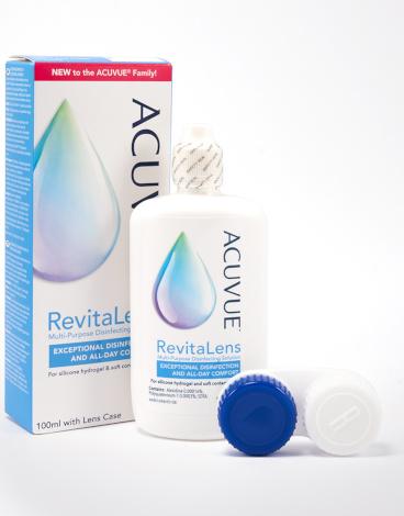 Acuvue RevitaLens otopina za lece