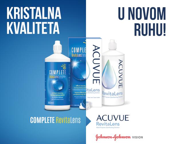 Acuvue RevitaLens za kontaktne lece
