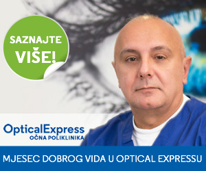 mjesec dobrog vida Optical Express