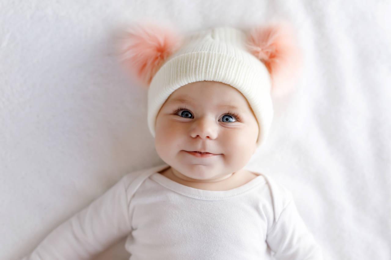 beba s plavim očima