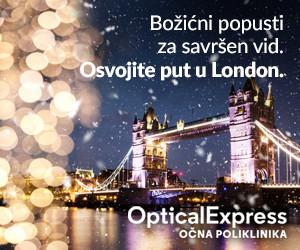 Optical Express bozicni popust