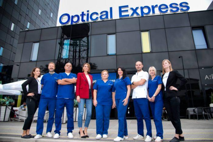 Grupa Optical Express obavila preko 2 milijuna zahvata skidanja dioptrije