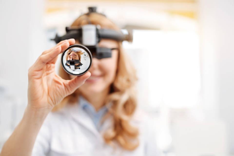Očni pregled, medicinska stanja