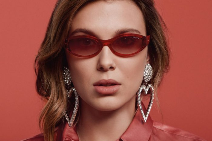 Millie Bobby Brown predstavila je 1. kapsulnu kolekciju naočala Vogue