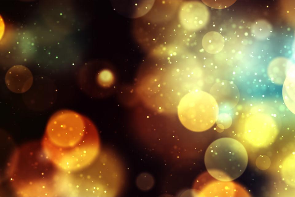 aureole oko izvora svjetla