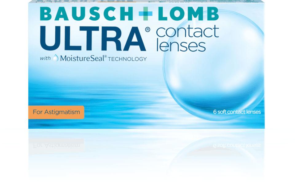 Bausch + Lomb ULTRA astigmatizam