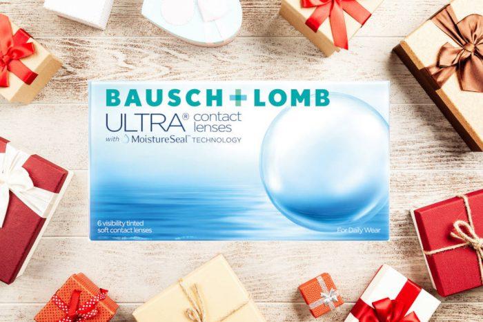 Osvojite godišnju zalihu Bausch + Lomb ULTRA kontaktnih leća!
